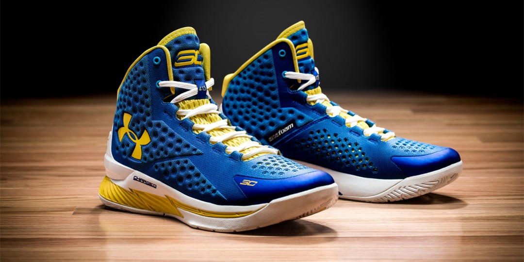 Steph Curry Under Armour Shoes Review