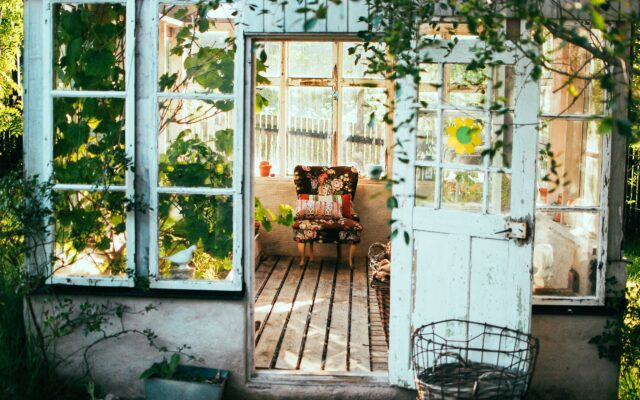summer home for an article on tips for preparing your house for the summer
